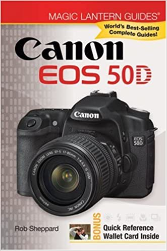 Canon EOS 50D (Magic Lantern Guides): Amazon.es: Rob Sheppard ...