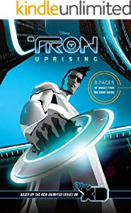 Tron Uprising: The Junior Novel (Disney Junior Novel (ebook))