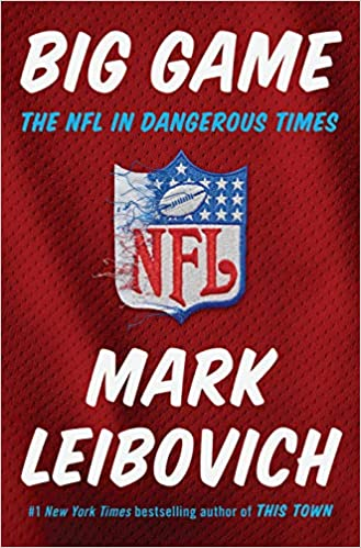 Image result for big game book cover leibovich