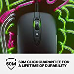 SteelSeries Sensei Ten Gaming Mouse – 18,000 CPI TrueMove Pro Optical Sensor – Ambidextrous Design – 8 Programmable…
