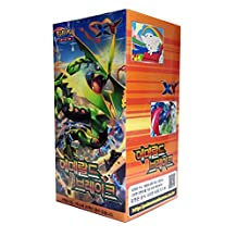 "POKEMON CARD XY ""Emerald brake"" Booster Box / Korean Ver / 30 Booster Pack"