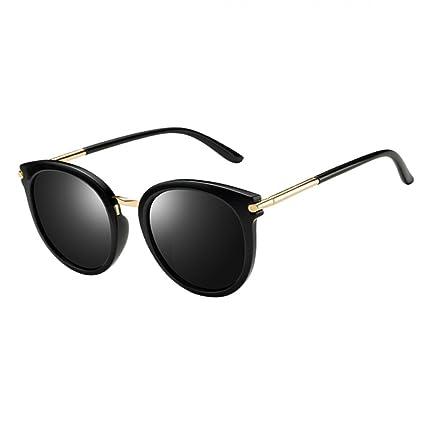 Espejo solar Gafas de Sol ZQ Marea Femenina 2018 Nuevas Gafas de Sol Estrella con la