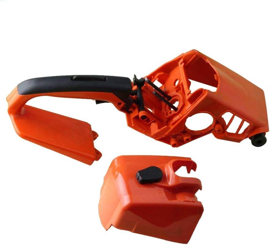 Hinteren Griff Luftfilterdeckel Schalldämpfer Auspuff Schaltwelle Hebel Luftfilter Für Stihl 021 023 025 Ms210 Ms230 Ms250 Baumarkt