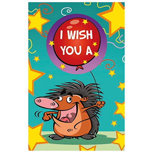 Susy Card 3D Congratulations/Greeting Card Porky
