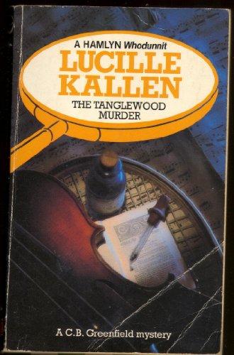 Tanglewood Murder