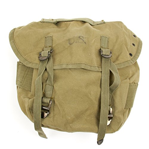 Original Greek Army Issue U.S. Vietnam War Style M1961 Buttpack