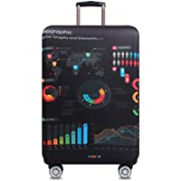 Funda protectora para maleta de viaje impermeable