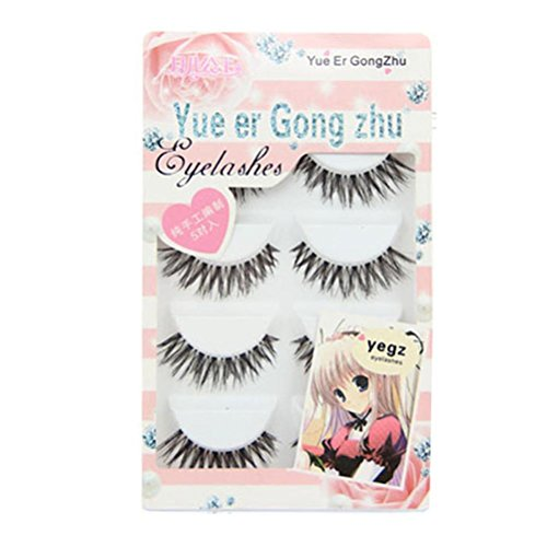 Big sale! 5 Pair/Lot Crisscross False Eyelashes Lashes Voluminous HOT eye lashes,Tuscom