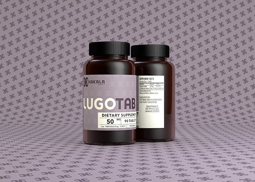 LugoTab 50 mg 90 tablets