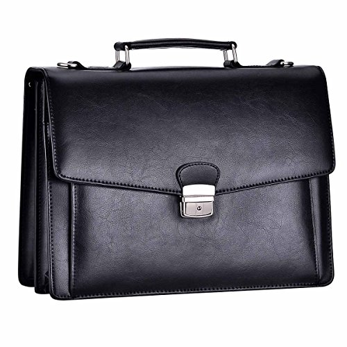 Classic Briefcase Messenger Handbags Shoulder product image