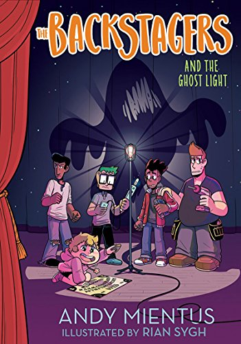 The Backstagers and the Ghost Light (Backstagers