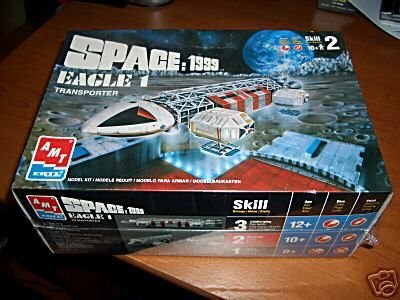 Space 1999 Eagle 1 Transporter Model Kit (Eagle Space 1999 compare prices)