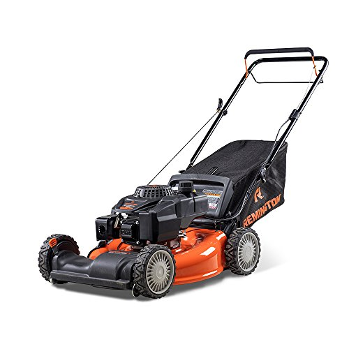 Remington RM210 Pathfinder 159cc 21-Inch Fwd Self-Propelled (Mtd Steel Lawn Mower)