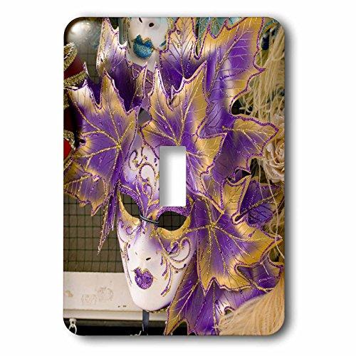 3dRose LSP 82053_ 1Carnaval Fiesta máscaras, Venecia, Italia–EU16bba0176–Bill Bachmann–individual...