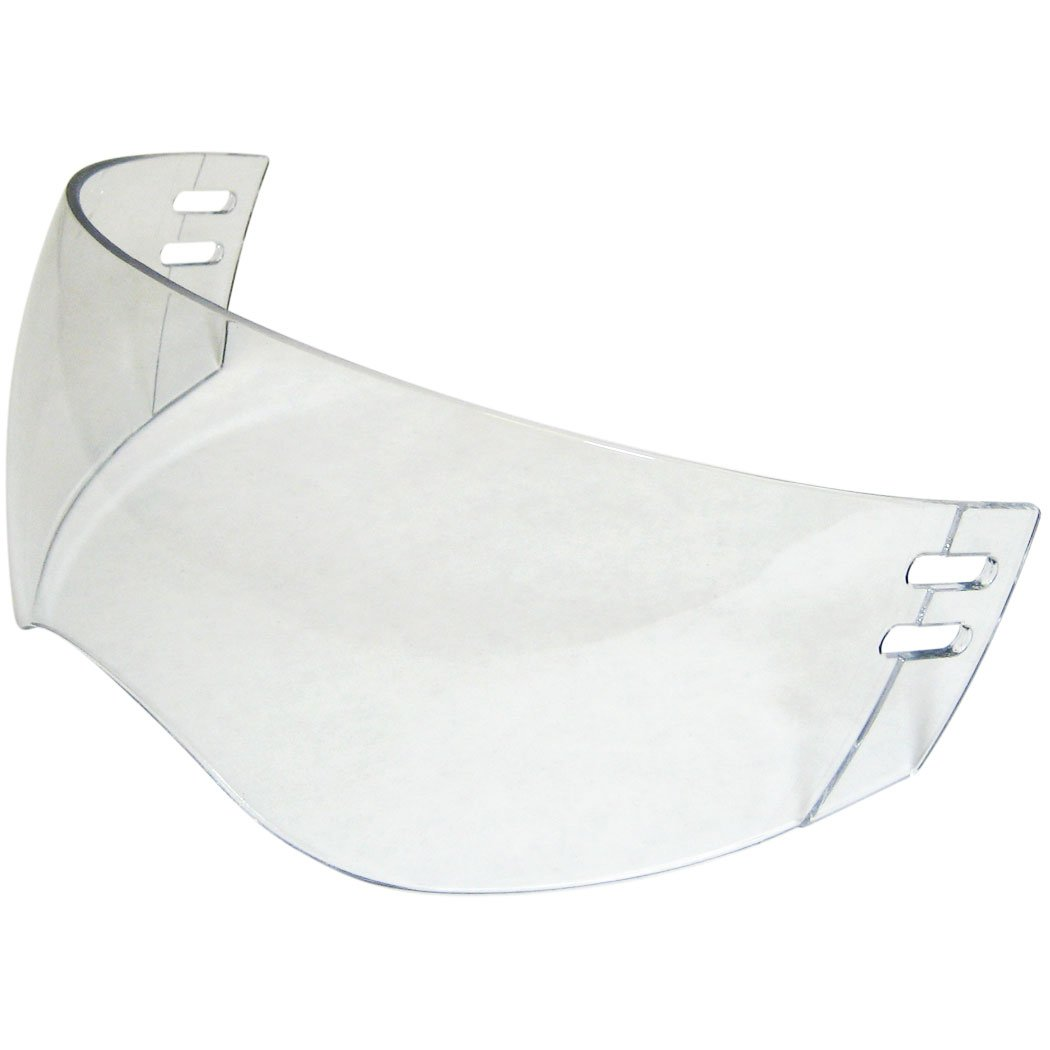 TronX S50 Hockey Helmet Visor (Clear)