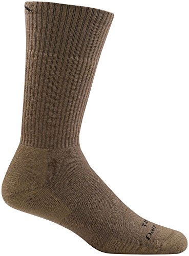 Darn Tough Tactical Boot Full Cushion Sock - Coyote Brown X-Large