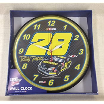 Ricky Rudd Wall Clock