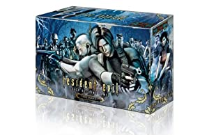 Resident Evil Deck Building Game - Alliance from Bandai Cards