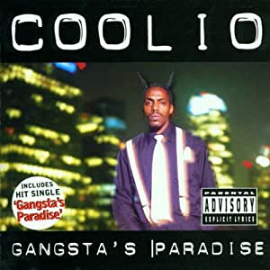 Coolio - Gangsta's Paradise - Tommy Boy - TBCD 1141