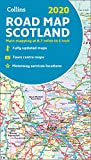 2019 Collins Road Map Scotland