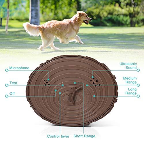 Buy outdoor ultrasonic dog bark control