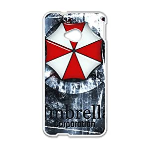 umbrella corporation Phone Case for HTC One M7