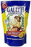 Galeffi: 'Digestivo rinfrescante dissetante' Effervescent Antacid, Lemon Taste 150 Grams, Bag [ Italian Import ]