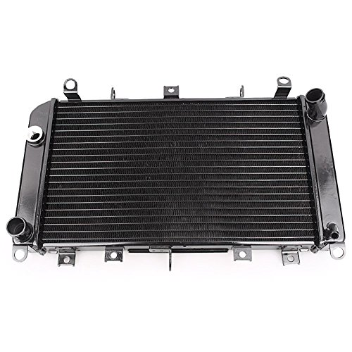 GZYF Engine Cooling Radiator Automotive Replacement Radiator: