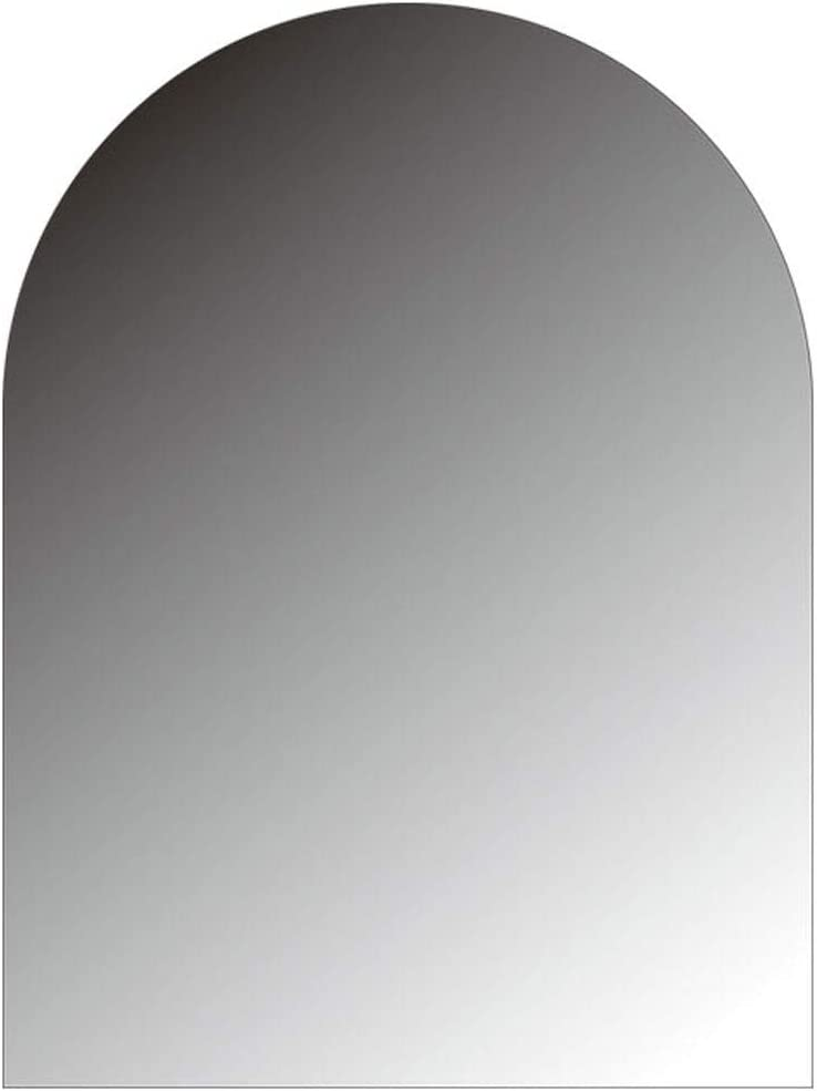 DP Home 24 x 32 in Vertical Unframed Rectangle Bathroom Silvered Mirror E-B101