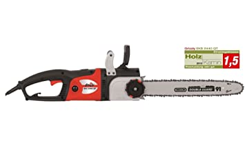 Grizzly Elektro Kettensage Eks 2440 Qt Test Kamin Holz Note 1 5