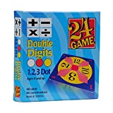 24 Game Cards Original Double Digits