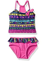 Baby Girls' Infant Aztec Print Two Piece Swimsuit