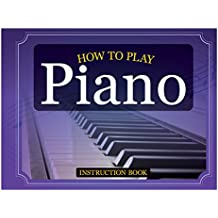How to Play Piano Book, Flashcards & Keyboard Clings