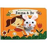 Emma & Bo Finger Puppet Book: My Best Friend & Me Finger Puppet Books (My Best Friend & Me Series)