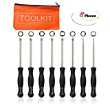 8pcs Carburetor Adjustment Tool Carb Screwdriver