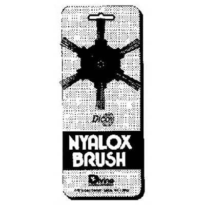 "Dico 7200039 4"" Fine Nyalox Flap Wire Brush"