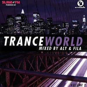 Trance World 2 Mixed By Aly & Fila