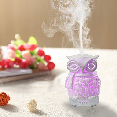 ultrasonic humidifier owl - 4