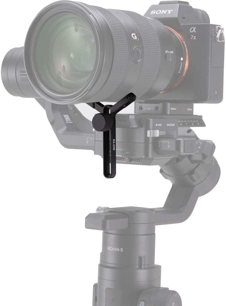 DJI Ronin-S//SC Extended Lens Support