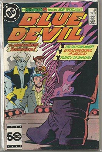 BLUE DEVIL #20, VF, Halloween, DC, 1984 1986,