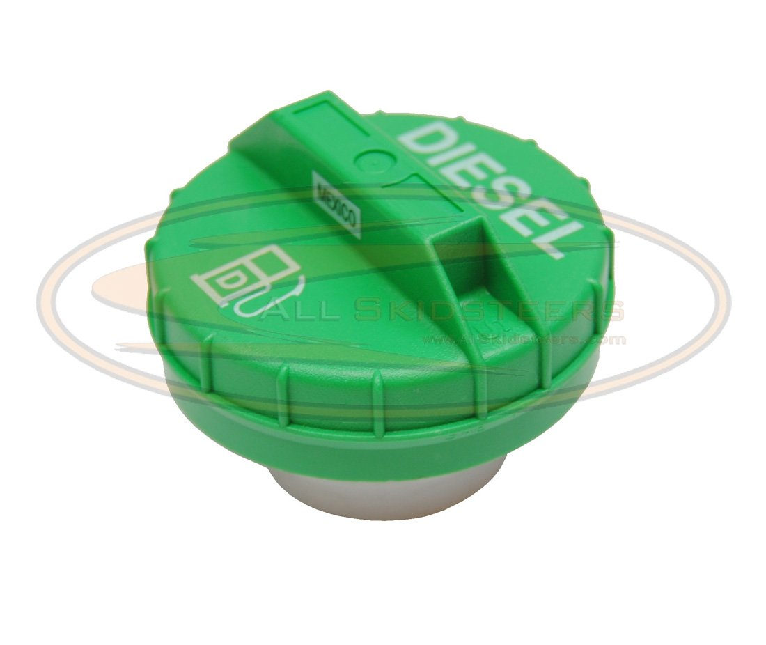 Diesel Fuel Cap for Bobcat Skid Steers Replaces OEM # 6661114/4-3 Industrial A-6661114/A