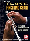 Mel Bay Flute Fingering Chart