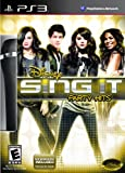 Disney Sing It: Party Hits with Microphone - Playstation 3