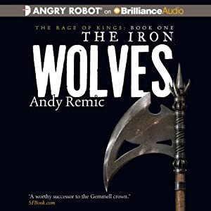 The Iron Wolves Hörbuch