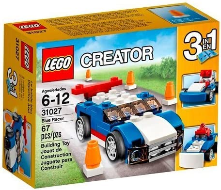 LEGO New Creator Blue Racer 31027