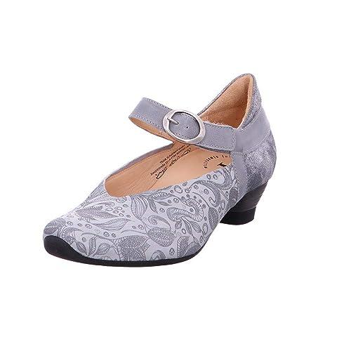 cb6aef5eb6eba0 Think Traudi Damen Slingback Sandalen  Amazon.de  Schuhe   Handtaschen