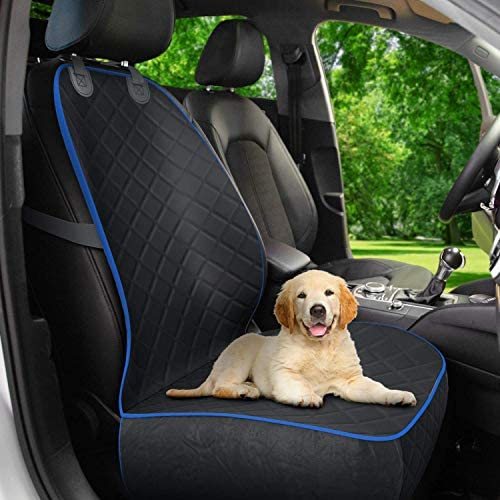 Active Pets Front Seat Dog Cover, Durable Protector...