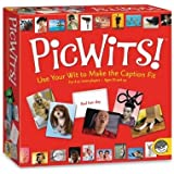 MindWare PicWits! Board Game