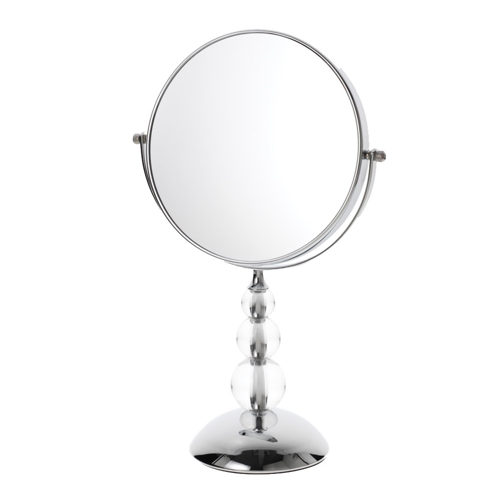 Danielle Three Ball Deco Base Vanity Mirror