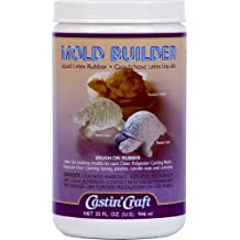 Environmental Technology 32-Ounce Casting' Craft Mold Builder, Natural Latex Rubber